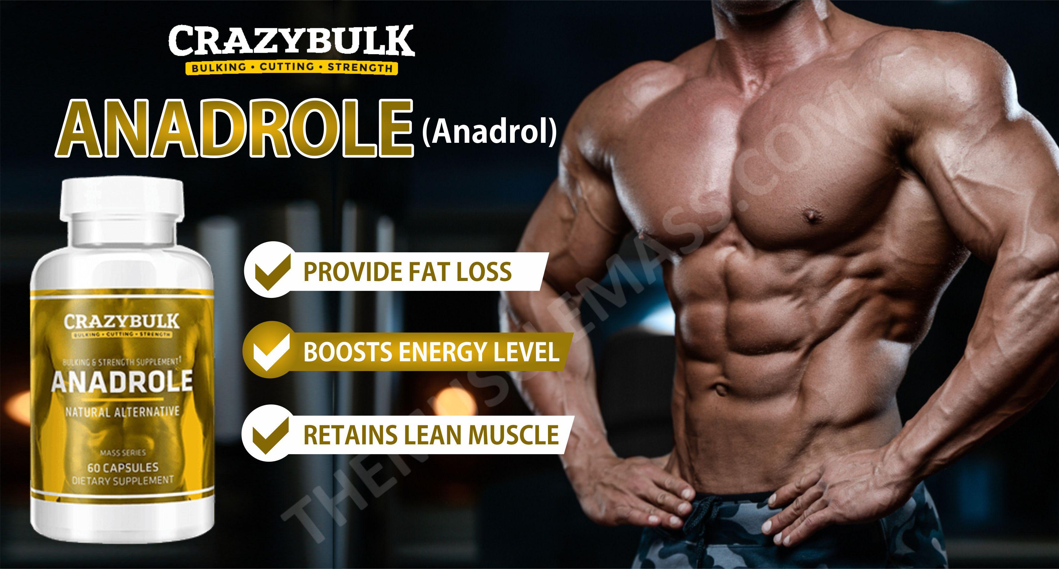 Buy Anadrol Online